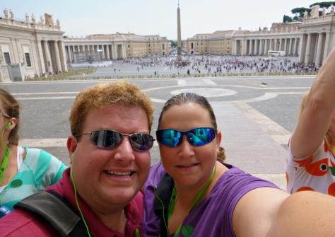 vaticanselfie
