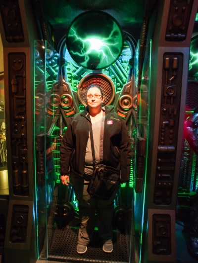 In a Borg regeneration station